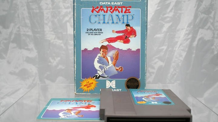 NES Works: Data East whiffs it again with Karate Champ