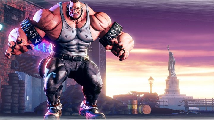 Street Fighter V's newest character is also one of Capcom's oldest