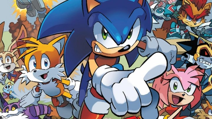 Sonic the Hedgehog and Archie break up after longer than you thought they were together for