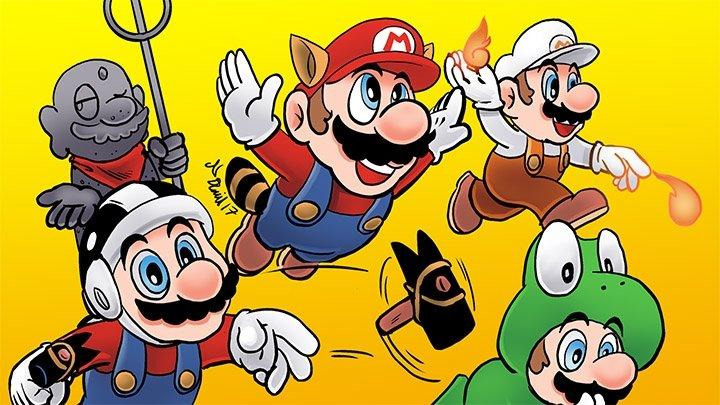 Retronauts Episode 110: Super Mario Bros. 3