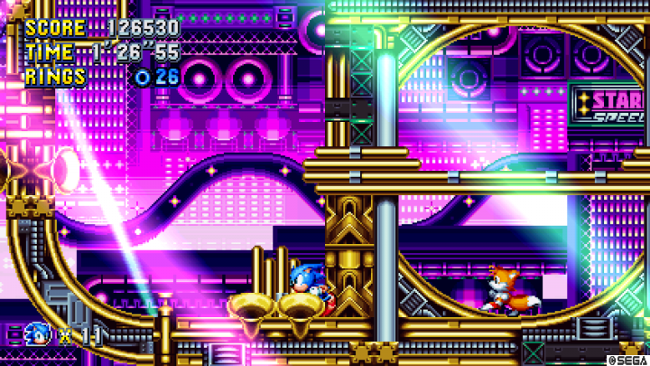 How Sonic Mania redraws history before our eyes