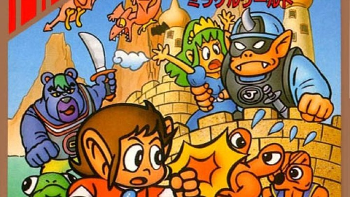 Another old mascot, Alex Kidd, gets a sequel thanks to the fans