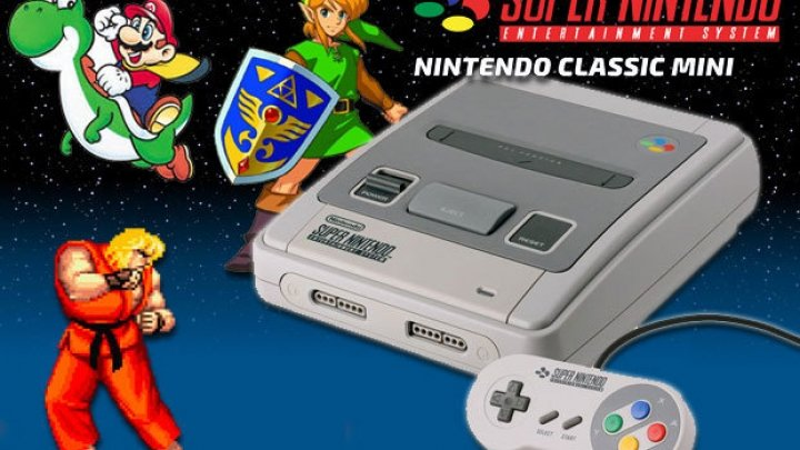 SNES Mini: Many annoyed as Nintendo work their pre-order magic once again