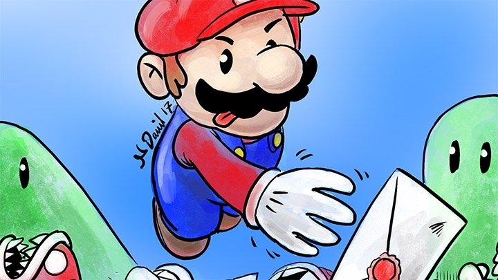 Retronauts Micro 69: Mario Series Listener Mail
