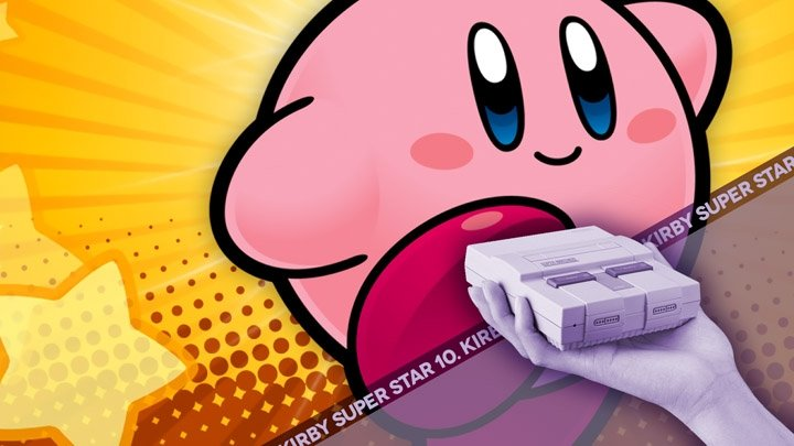 Super NES Mini Countdown: #10 | Kirby Super Star