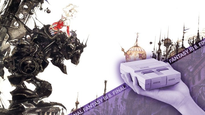 Super NES Mini Countdown: #8 | Final Fantasy III