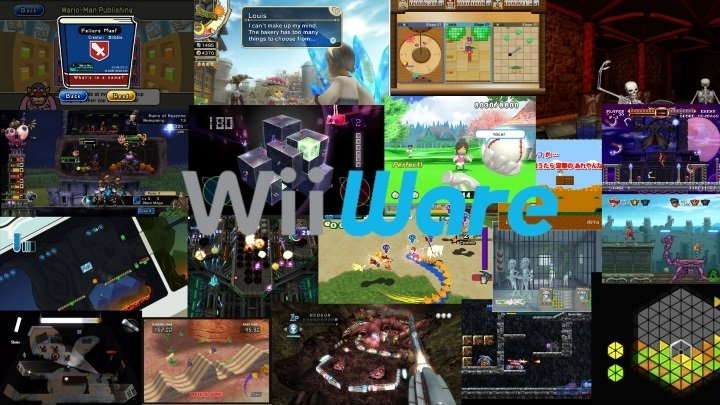 WiiWare, Nintendo's weird and wonderful wasteland