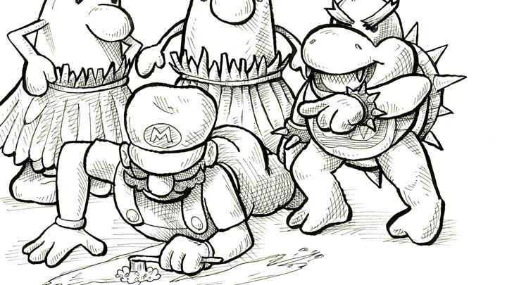 Enjoy a sunnier outlook on Mario Sunshine in Micro episode 72