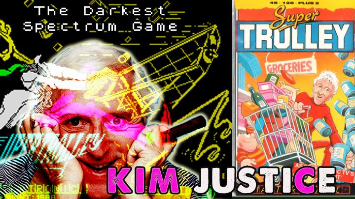 The darkest ZX Spectrum game of them all