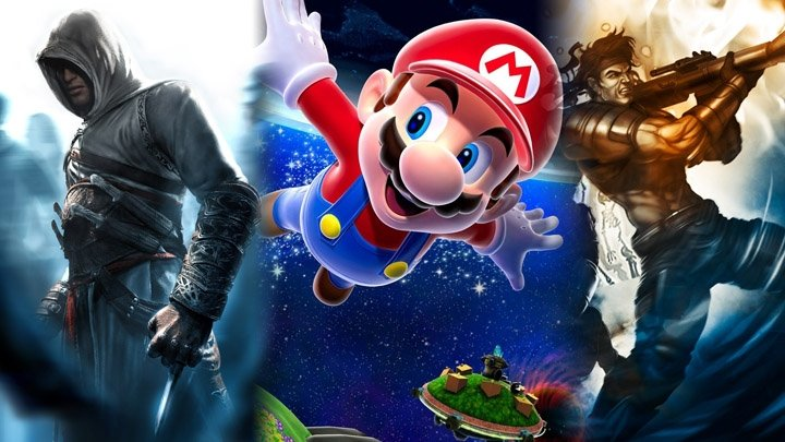 A decade on: The legacy of Super Mario Galaxy, Assassin's Creed, and Contra 4