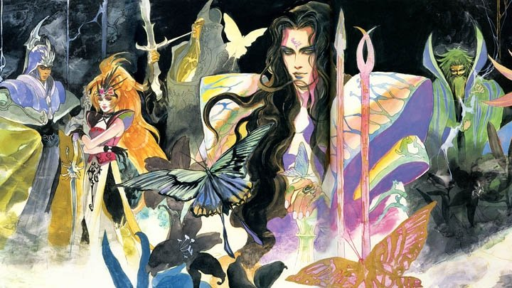 Feel the love this holiday season with the Romancing SaGa 2 remastered