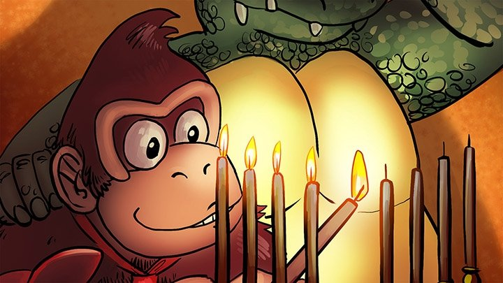 Retronauts Holiday Extravaganza 2017: Donkey Kong Country's The Kongo Bongo Festival of Lights