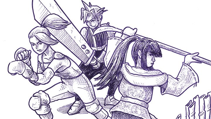 Retronauts Micro 78 explores Square's fightin' history