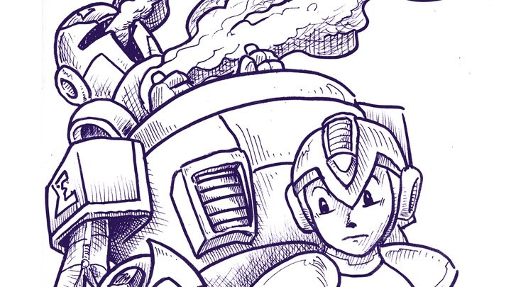 Episode 134 makes the case for Mega Man X as peak Mega Man