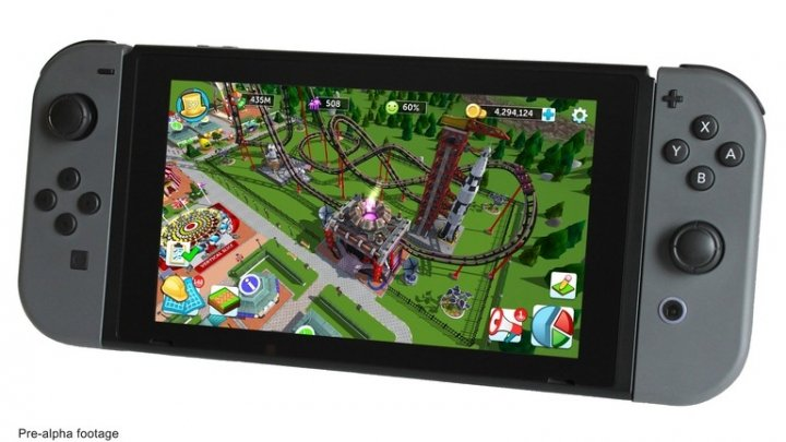Atari's RollerCoaster Tycoon crowdfunding drive in danger of going off the rails