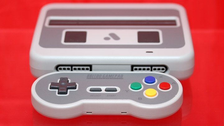 A hands-on look at the Analogue Super Nt