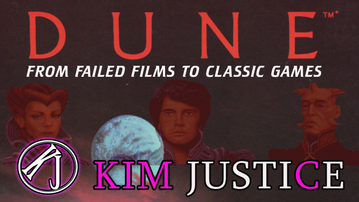 How Dune's video game adaptations succeeded where movies failed
