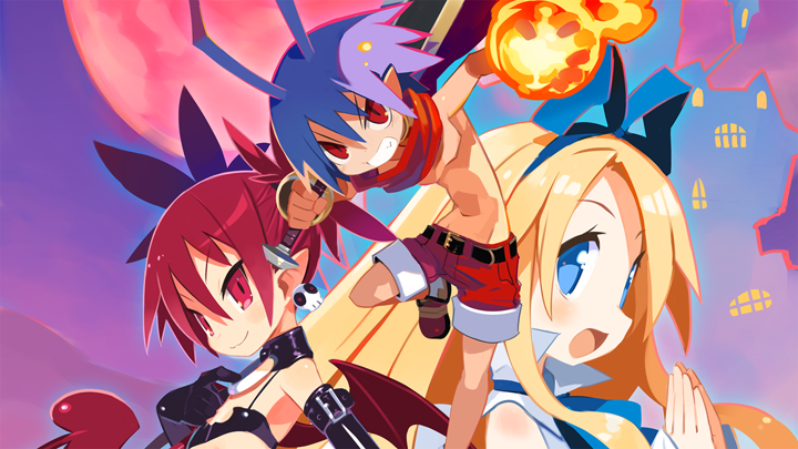 Is no place safe from Disgaea?
