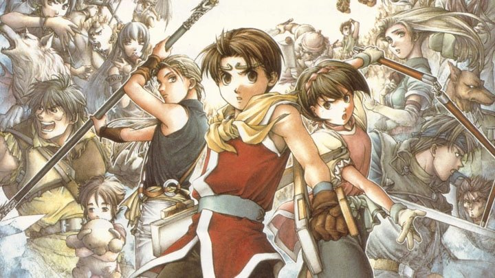 Another listener mail call: Savoring Suikoden I & II