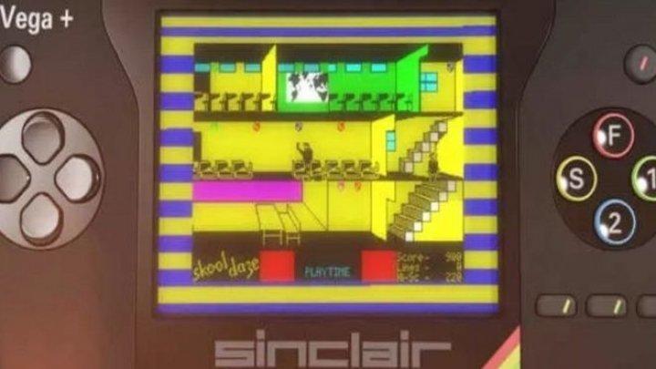 The continued saga of the ZX Spectrum Vega+