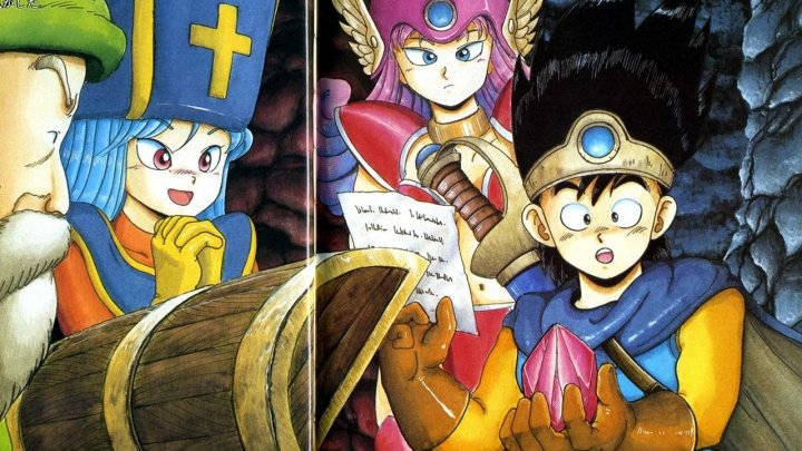 Loto & Order: A new wrinkle in the legend of real-world Dragon Quest lore