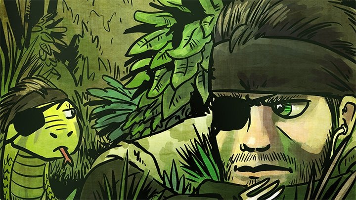 Retronauts Episode 159: Metal Gear Solid 3: Snake Eater