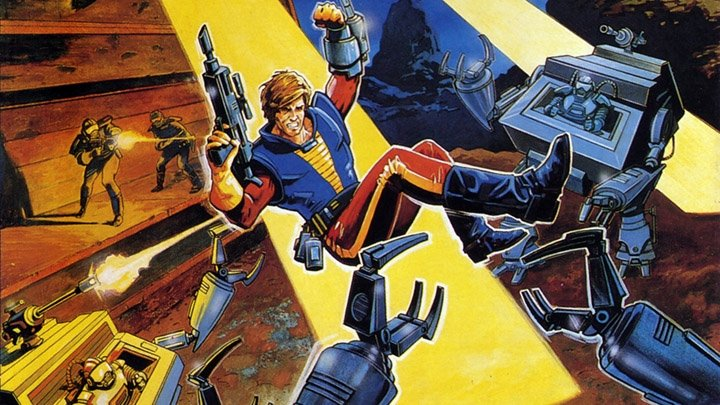 Your number's up, monster!: The life-long thrill of Bionic Commando