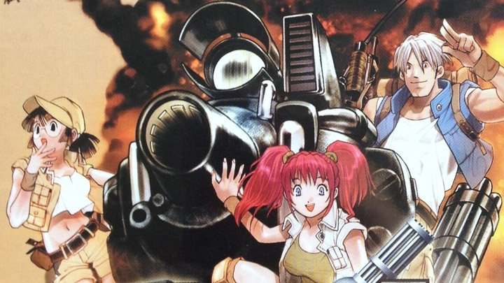 Re(?)Considered: Metal Slug 4