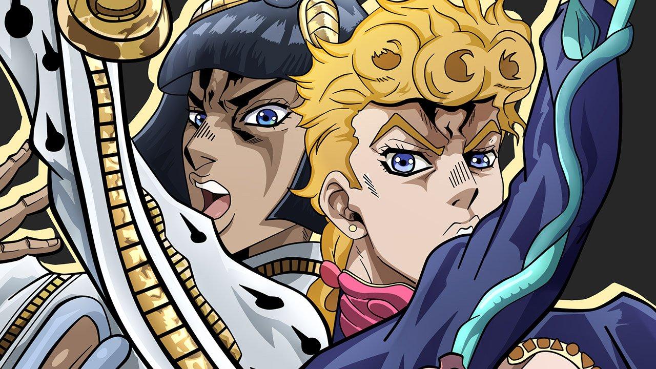 The best JoJo's Bizarre Adventure game is also gaming's best manga