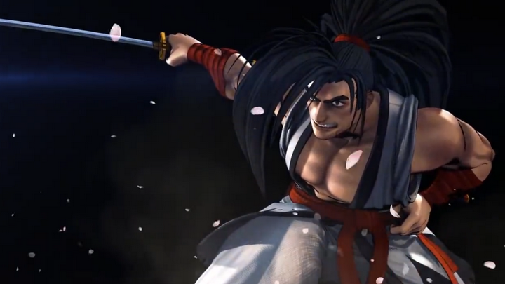 After a decade of rust, SNK is making a new Samurai Shodown