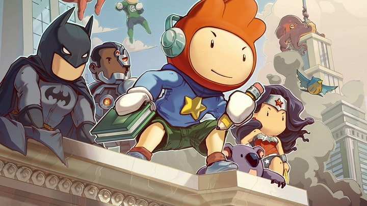 Scribblenauts is good, pure, and in need of a comeback