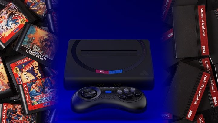 Analogue makes the 16-bit console clone wars a reality with Mega Sg