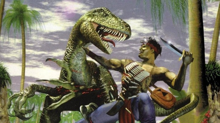 Re(?)Considered: Turok: Dinosaur Hunter