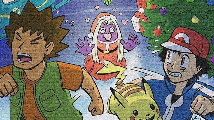 Retronauts Episode 190: Holiday Special 2018 - Pokemon's Holiday Hi-Jynx