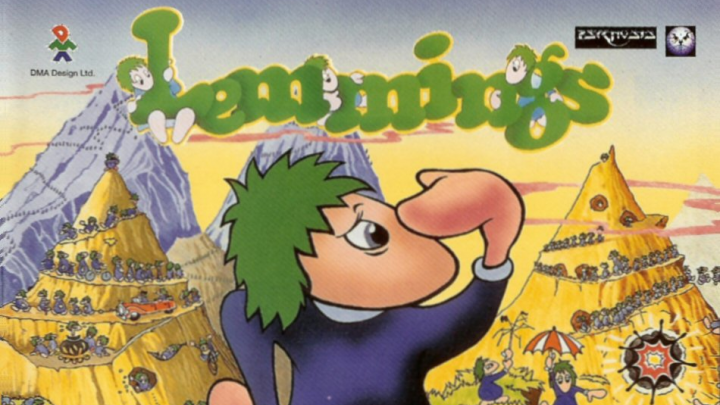 Oh Yes! More Lemmings