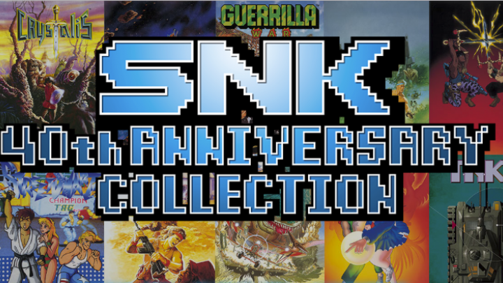 SNK's excellent Anniversary Collection to hit PS4