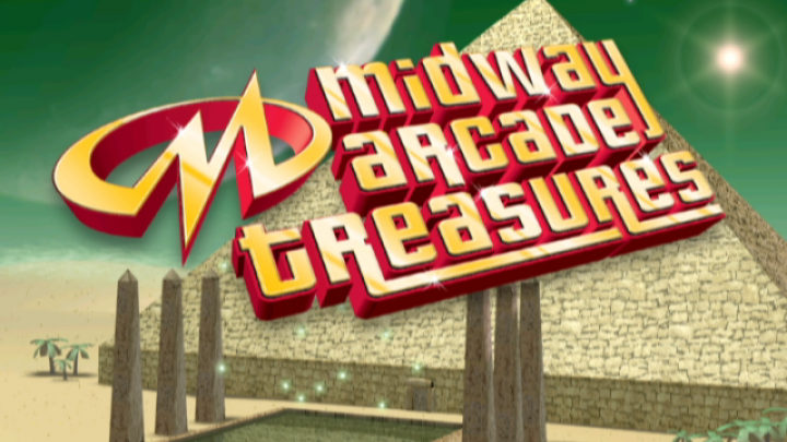 All Together Then: Midway Arcade Treasures