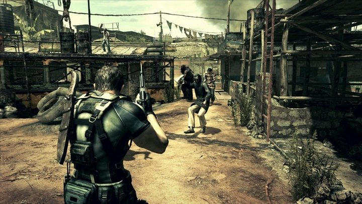 Ten years later, Resident Evil 5 remains a middle-child blockbuster