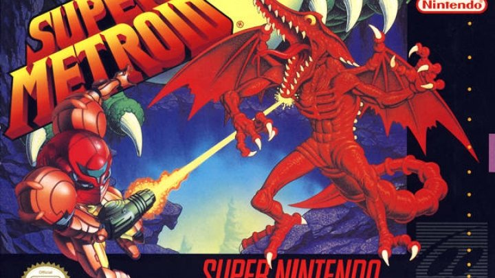 Super Metroid stands alone, 25 years later