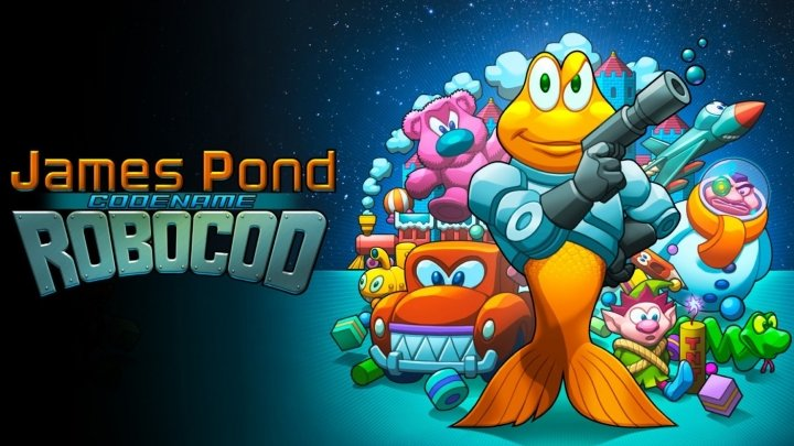 Re(?)Considered: James Pond: Codename Robocod