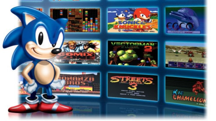 All Together Then: Sonic's Ultimate Genesis Collection