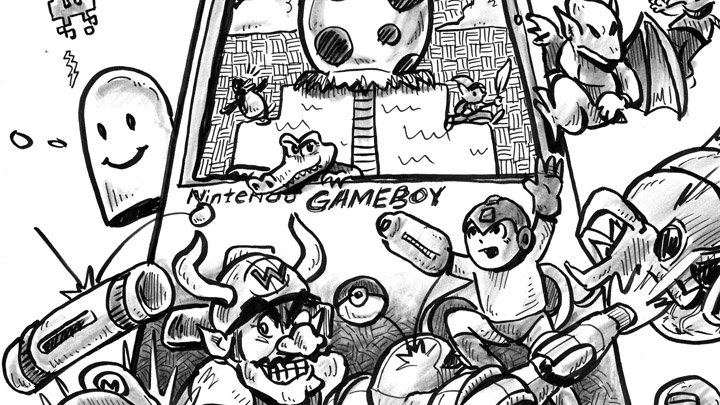 Celebrate Game Boy's 30th with Retronauts' 213th