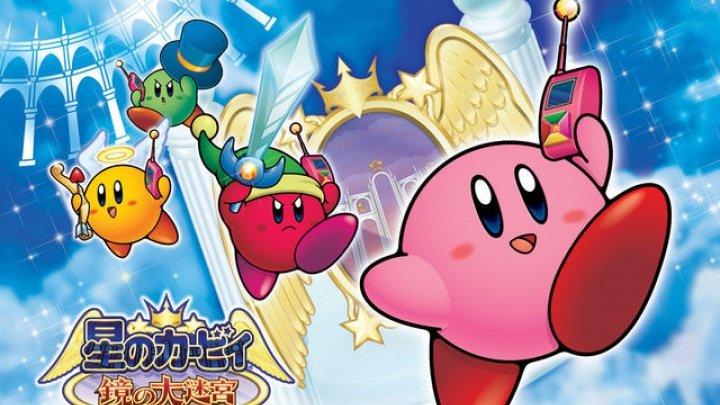 Reflecting on Kirby and the Amazing Mirror