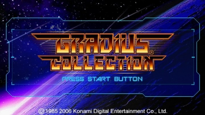 All Together Then: Gradius Collection