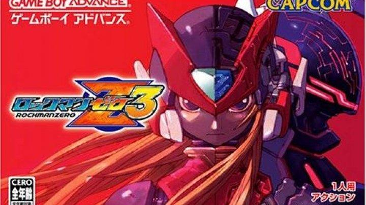 Mega Man Zero 3: Blades, grades and darker shades