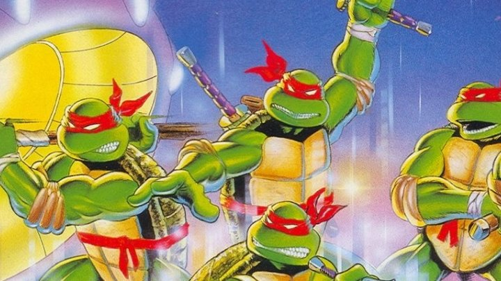 TMNT: a shell game