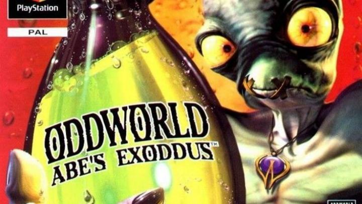 Oddworld: Abe's Exoddus - level design vs atmosphere