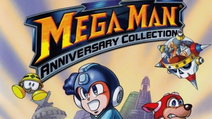 All Together Then: Mega Man Anniversary Collection