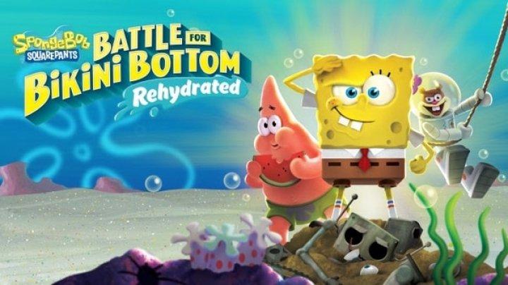 Remasters finally (bikini) bottom out with Spongebob