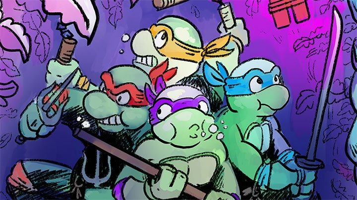 Retronauts Episode 230: Teenage Mutant Ninja Turtles in 1989